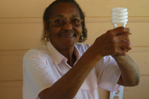 Faces of Green Light: Meet Rita in the Lower 9th Ward