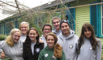 Green Light Welcomes AmeriCorps*NCCC Team