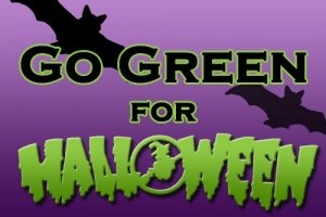 10 Ways To Go Green This Halloween