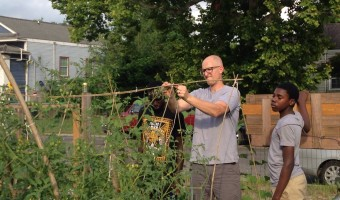 Open Gardening every Thursday