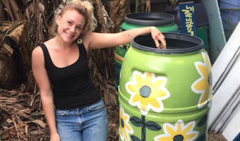 How to get your rain barrel NOW!