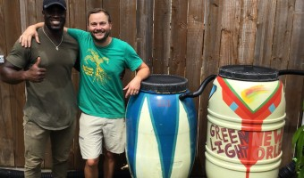 Got a question about Green Light's rain barrels? We've got answers