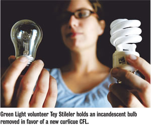 Green Light Volunteer